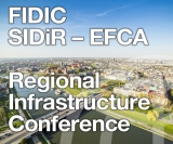 FIDIC – SIDiR – EFCA Regional Infrastructure Conference, 7-8 March 2016