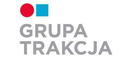 Logo grupa trakcja